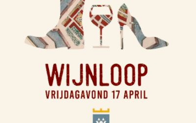 Wijnloop in Woerden 17 april